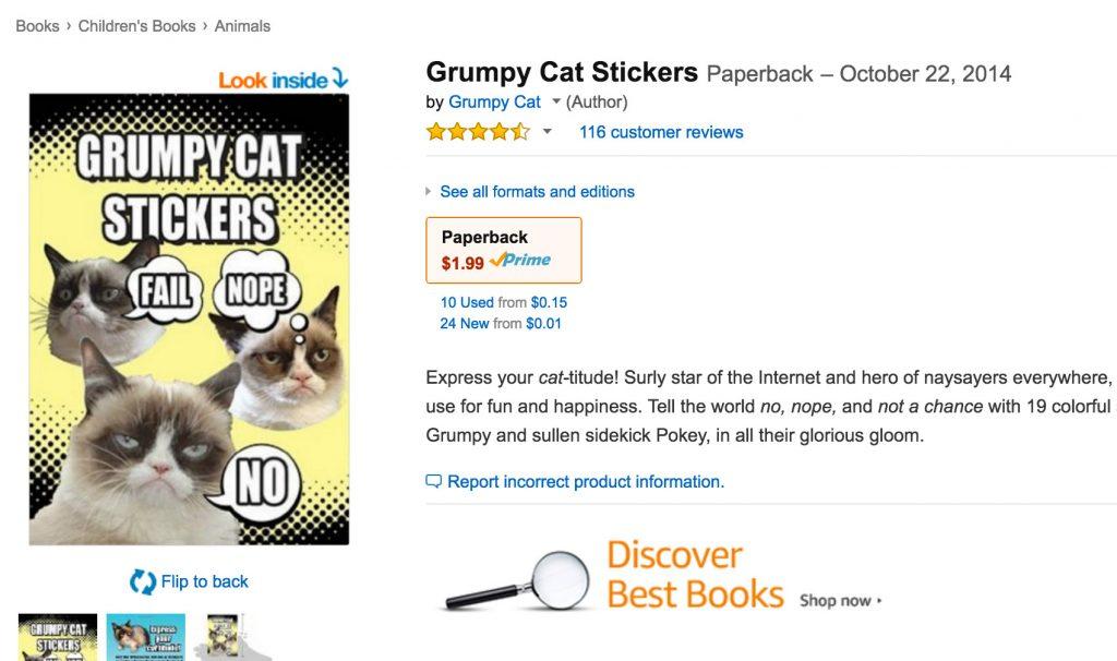 grumpy cats